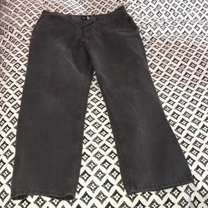 Men's North Face pants. Size 38